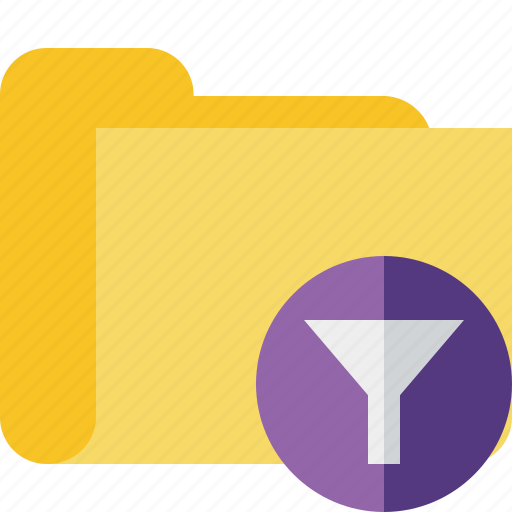 Category, filter, folder icon - Download on Iconfinder