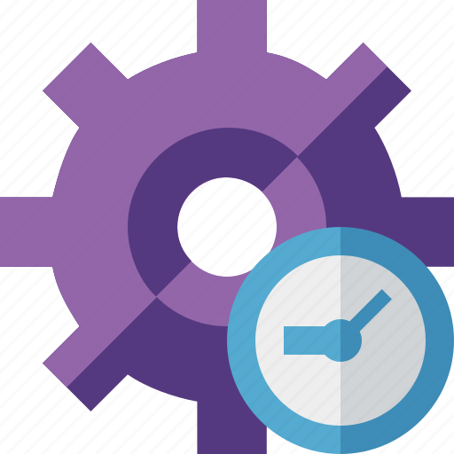 clock, configuration, options, preferences, settings, system icon