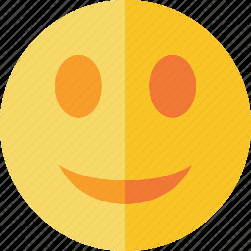 emoticon, emotion, face, smile icon