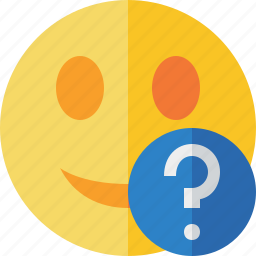 emoticon, emotion, face, help, smile icon