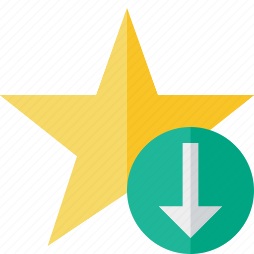 achievement, bookmark, download, favorite, rating, star icon
