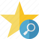 achievement, bookmark, favorite, rating, search, star