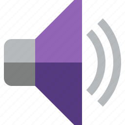 active, audio, sound, speaker icon