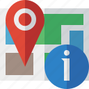 gps, information, location, map, marker, navigation, pin