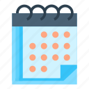 calendar, deadline, event, schedule, time management icon