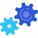 cog, gear, gear wheel, industry, setting