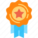 award, badge, premium badge, quality badge, winner badge icon
