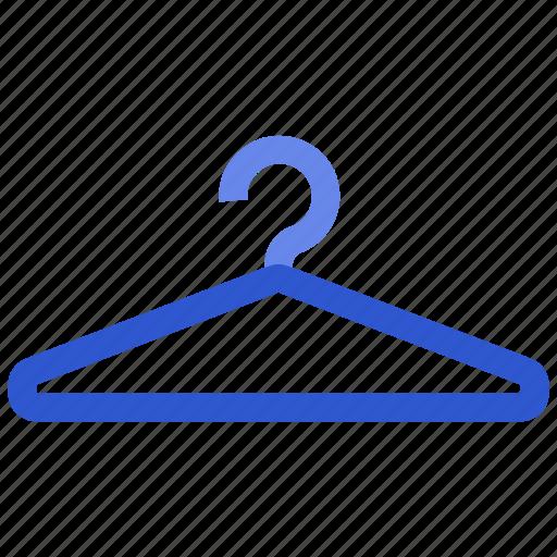 Clothes hanger, dress, hanger, wardrobe icon - Download on Iconfinder