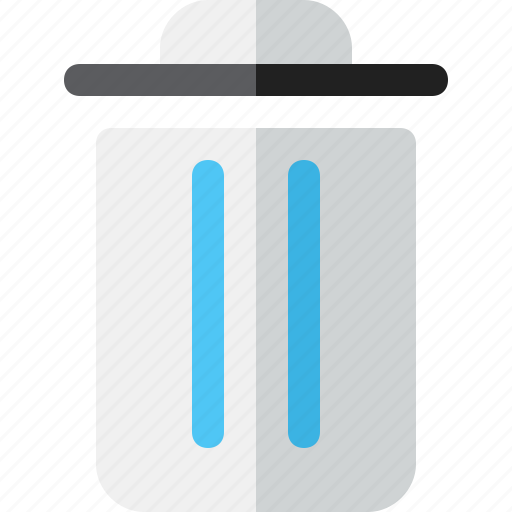 Bin, delete, recycle, trash icon - Download on Iconfinder