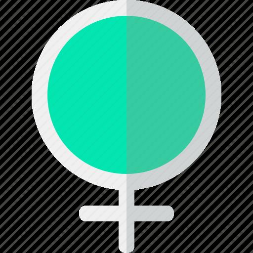 female, gender, girl, sex, venus icon
