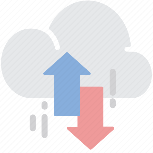 Big data, cloud, sharing, traffic icon - Download on Iconfinder