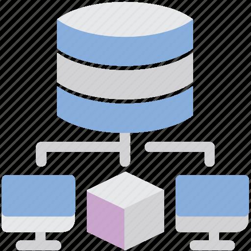 Information, server, size, storage, volume icon - Download on Iconfinder