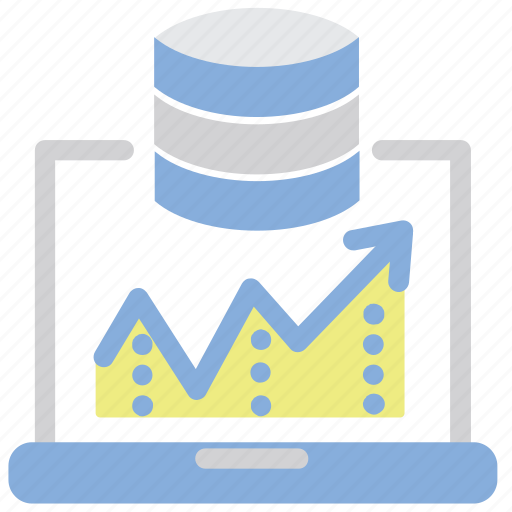 Filter, information, funnel, filtering, big data icon