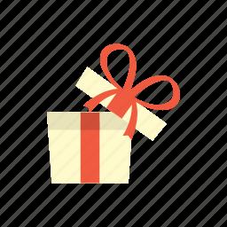 birthday, celebration, gift, giftbox, party, present, ribbon icon