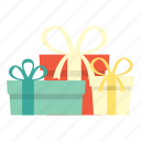 birthday, box, celebration, gift, happy, party, present icon