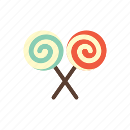 birthday, candy, celebration, food, lolypop, party, snack icon