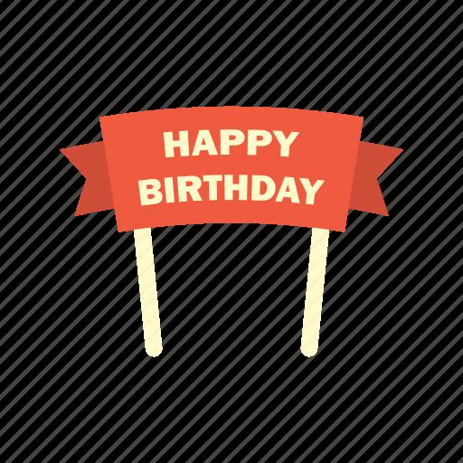 Banner, Birthday, Celebration, Decoration, Happy, Party