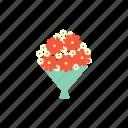 flower, gift, decoration, birthday, party, present, celebration