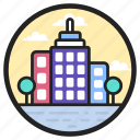 city buildings, high rise building, modern architecture, skylines, skyscraper