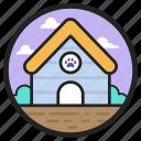 animal house, pet daycare, pet home, pet house, pet shelter