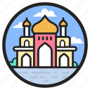 islamic building, mosque, place of worship, religious place, tomb building