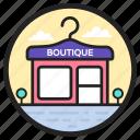 boutique, exclusive shop, franchise, marketplace, shop, store, storefront