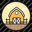 agriculture, barn, barn house, building, farm house