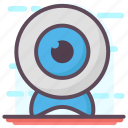 communication device, video calling tool, video camera, video chat, webcam icon