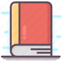 book, booklet, catalogue, notebook, published document icon