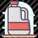 beverage, canned milk, healthy diet, milk, milk bottle icon