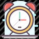 alarm clock, chronograph, chronometer, clock, timepiece icon