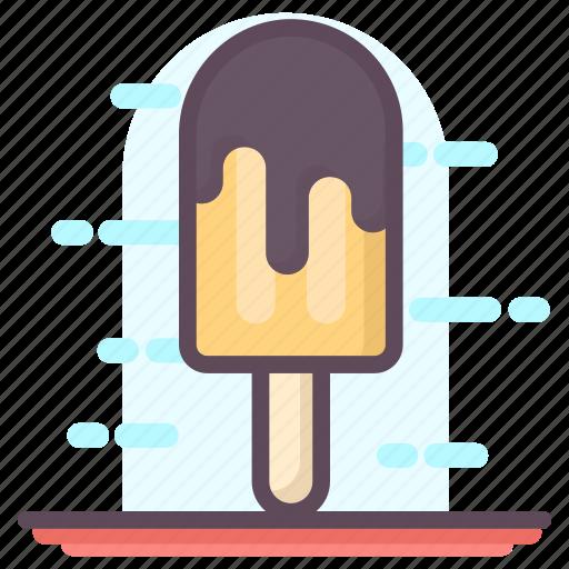 dessert, frozen food, ice cream, popsicle, sundae, sweet icon