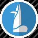 bitexco, building, city, saigon, tower icon