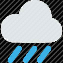 forecast, rain, raining, rainy, storm, weather icon