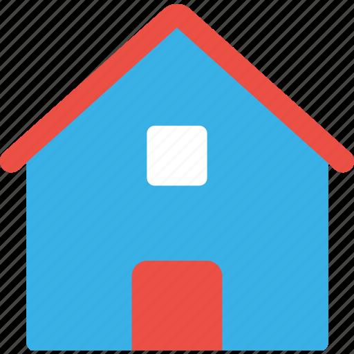 estate, home, house, real, villa icon