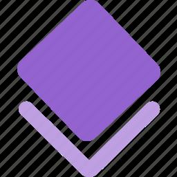 arrange, design, layer, layers, tool icon