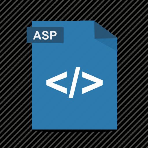 Asp, file, format, html, web icon - Download on Iconfinder
