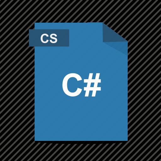 c#, cs, csharp, file, format icon