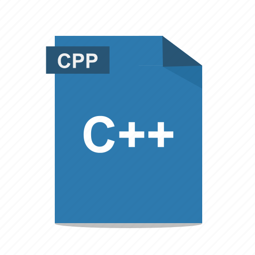 c++, cpp, file, format icon