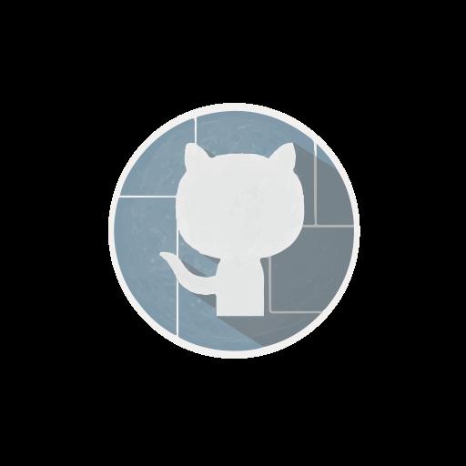Git, github, internet, network, social, web, hub icon - Free download