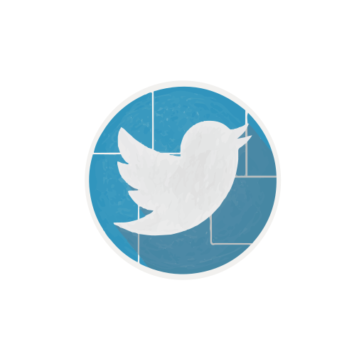internet, network, social, tweet, twitter icon