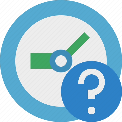 clock, help, history, schedule, timer icon