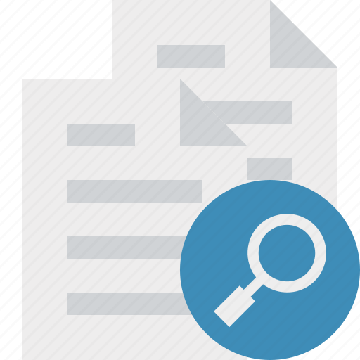copy, documents, duplicate, files, search icon