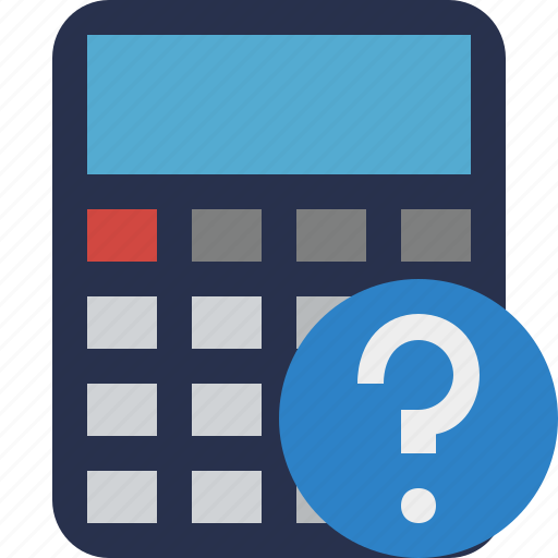 accounting, calculate, calculator, finance, help, math icon