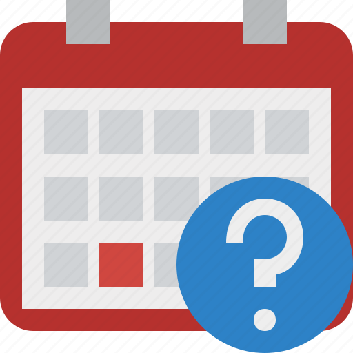 calendar, date, day, event, help, month, schedule icon