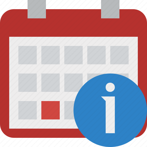 calendar, date, day, event, information, month, schedule icon