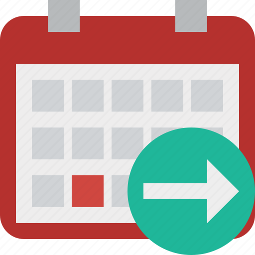 calendar, date, day, event, month, next, schedule icon