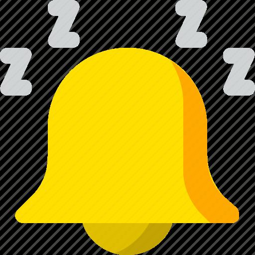 alarm, bell, notification, silence, sleep icon