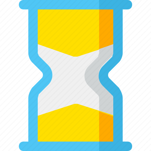 clock, go, hourglass, time icon