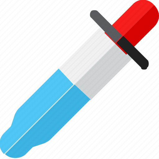 color, eyedrop, ink, paint icon
